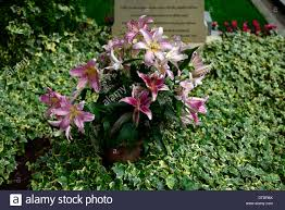 Grave Decoration Decorated Grave Stock Photos Decorated Grave Stock Images Alamy