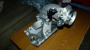 RHS® 23° Small Block Chevy Single Plane Intake Manifold 12902 ...