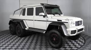 G wagon the best luxury suv in the world. 2014 Mercedes Amg G63 6x6 For Sale In Us For 1 69m
