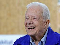 Amazing Things Jimmy Carter, Oldest ...