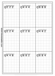 Long Division – 3 Digits By 1 Digit – Without Remainders – 20 ...Long Division