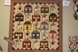 House Quilt Patterns – House Plan 2017 & House Quilt Patterns 5 Homey Designs To Try Quilts Adamdwight.com