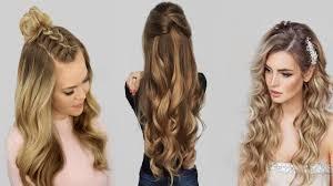 تسريحات شعر طويل اجمل تسريحات الشعر الطويل جميله محجبات