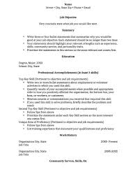 resume templates blank format for job curriculum vitae doc resume templates functional resume outline functional resumes examples sample in 79 amazing resume outline
