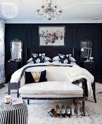 black and white bedroom decorating ideas.  Decorating Winsome Bedroom  Black White Decorating Designs And Ideas Design  Along With To Y
