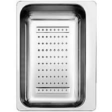 <b>Коландер</b> из нержавеющей стали (<b>217796</b>) для кухни - <b>blanco</b>.su