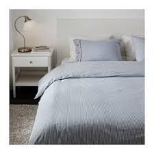 blue and white striped duvet cover. Wonderful White NYPONROS Duvet Cover And Pillowcases Whiteblue To Blue And White Striped Cover R