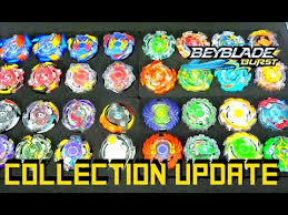 Beyblade Burst Chart Beyblade Burst Hasbro Collection Update April 2017