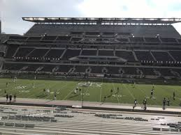 Kyle Field Seating Chart Kyle Field Section 125 Rateyourseats Com