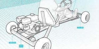 how to build a go kart easily best go kart plans steps