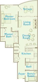 Aqua Condos 1 Bedroom Floor Plans