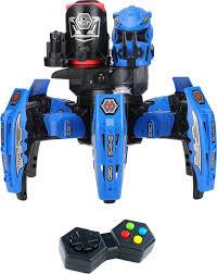 HQ <b>Радиоуправляемый Робот</b>-<b>паук</b> с лазером и дисками 9005-2 ...