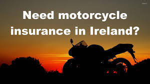 where can i get motorcycle insurance in ireland