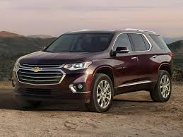 2018 chevrolet traverse premier. Perfect Chevrolet With Its Wheels Pushed Out To The Corners 2018 Chevrolet Traverse Is  Looks Taut Athletic And Planted In Chevrolet Traverse Premier D