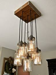 lamp lighting cool diy light jar pendant lights rustic for white wine bottle ideas