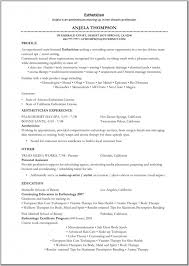 Esthetician Resume Examples Beauteous Objective For Esthetician Fabulous Esthetician Resume Examples