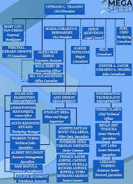 Lara Organizational Chart About Us Mega Speed Ict Solutions Inc