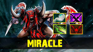 miracle bloodseeker ms build ranked gameplay dota 2 youtube