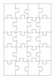19 Printable Puzzle Piece Templates Template Lab