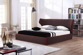 modern style beds. Fine Modern Chanelle Bed Chocolate 1 With Modern Style Beds