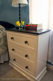 Ikea Rast Hack Part 1 - turning a $35 unfinished pine dresser into  something nice with