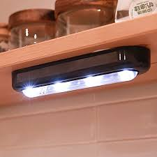 mini led night light touch switch lighting smart baby bedroom lamp soft black