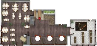 restaurant kitchen layout 3d. Restaurant Floor Plan Kitchen Layout 3d O
