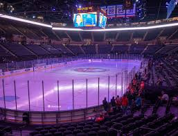 Klein Memorial Auditorium Seating Chart Nassau Veterans Memorial Coliseum Section 122 Seat Views
