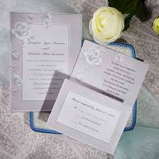 best 20 invitation cards online ideas on pinterest paperless Wedding Invitations Reply Online elegant grey rose floral inexpensive online wedding invitation cards ewi066 Wedding Invitation Reply Wording