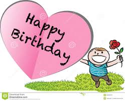 Teachers Birthday Card Happy Birthday Card Stock Illustration Illustration Of Love