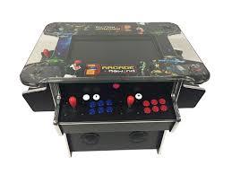 Cocktail Arcade Cabinet 1505 In 1 Cocktail Arcade Machine Arcade Rewind