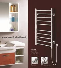 Wall Mount Electric Towel Warmer BK 109 BEST for BATH