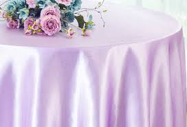 108 seamless satin round table overlays 56 colors