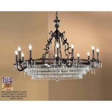 bronze chandelier with crystal accents bronze chandelier with crystal accents bronze chandelier with crystal accents