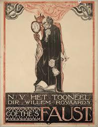 Goethe's Faust poster