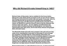 richard iii essay topics essayer des lunettes atol pay for richard iii essay topics