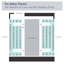Gillian Theatre Seating Plan Your Visit Writers Theatre