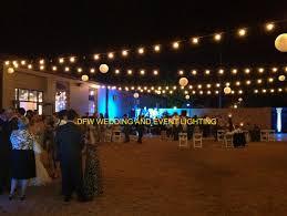 outdoor light inexpensive outdoor wedding lighting hire
