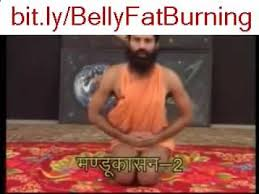 baba ramdev yoga reducing belly fat must watch