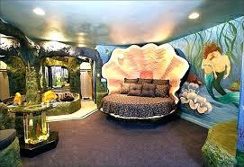 Mermaid Theme Bedroom Mermaid Bedroom The Little Mermaid Bedroom Decor  Image Of Little Mermaid Bedroom Ideas Mermaid Themed Bedroom Mermaid Themed  Room ...