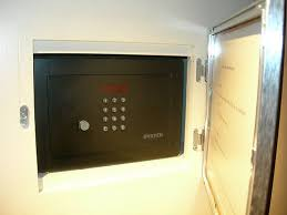 Wall safe hidden Biometric Weekly Living Priceless Artwork How To Choose And Install Hidden Wall Safe