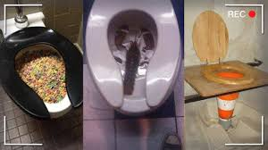 - Invidious Weird Toilets Of Pictures