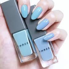あなたに似合う色がきっと見つかる夏らしいブルーのポリッシュ