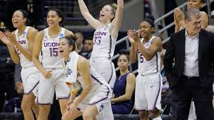 halftime and final score of uconn women s basketball game was absurd ncaa tournament nesn