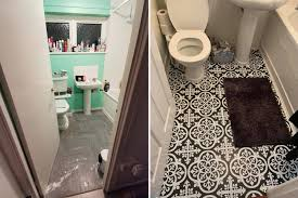 transform homes using tile stickers ...
