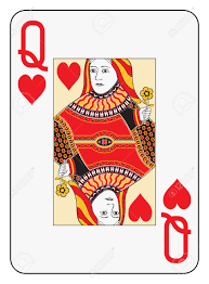Queen Of Hearts Images & Stock Pictures. Royalty Free Queen Of ..