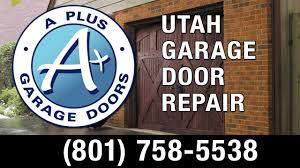 utah garage doorGarage Door Repair Utah  801 7585538  A Plus Garage Doors