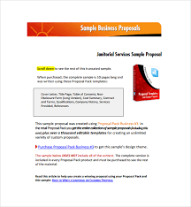 10 Quote Proposal Templates To Download   Sample Templates