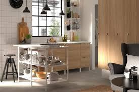 Une cuisine de professionnel pour enfant. Cuisine Ikea Nouveautes Meubles Ilot Credence Et Leurs Prix