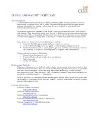 Pathology Laboratory Aide Sample Job Description Templates Dental